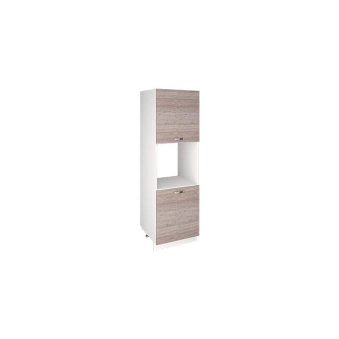 Кухонный шкаф «Алеся» 2D1N/60 - дуб анкона