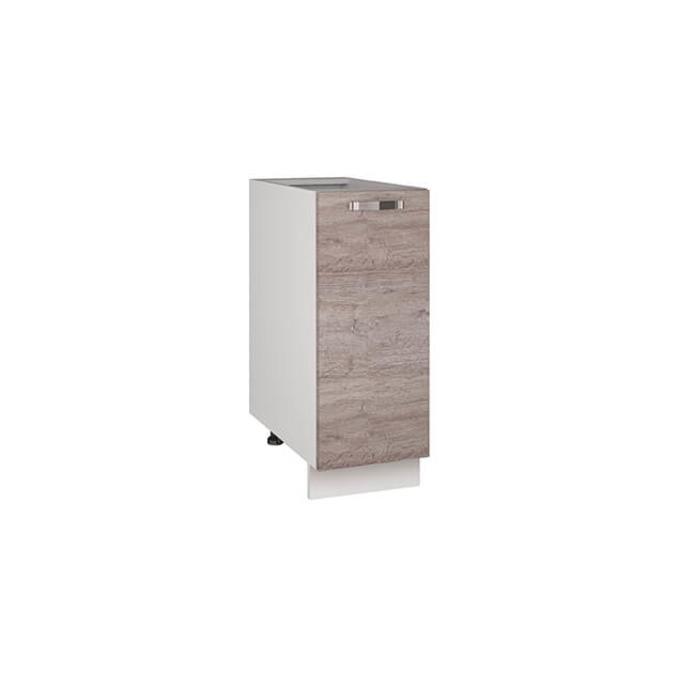 Кухонный шкаф-стол «Алеся» 1D/30 - дуб анкона