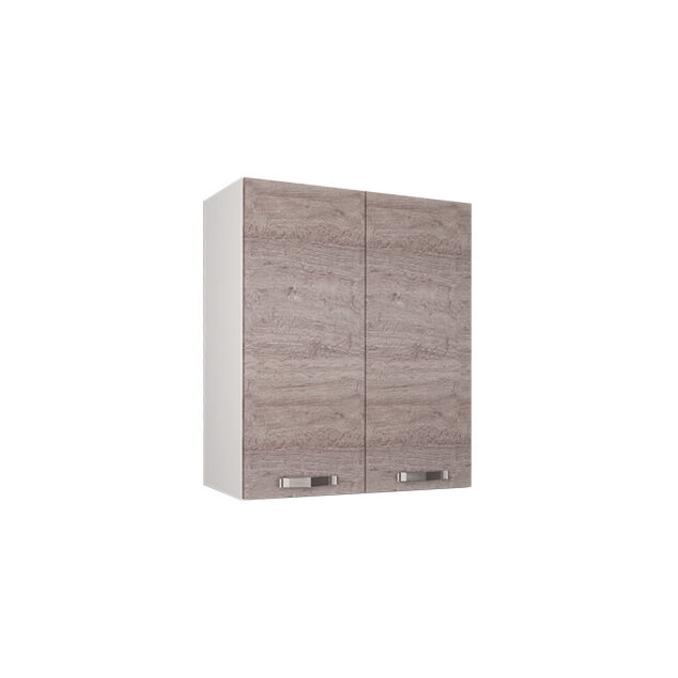 Шкаф настенный для сушки посуды «Алеся» 2D/60 - дуб анкона