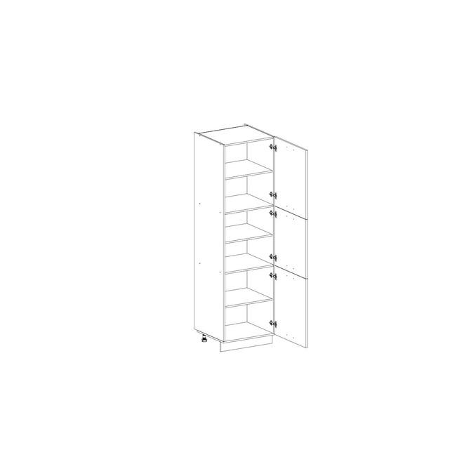 Кухонный шкаф «Алеся» 3D/60 - сосна винтаж
