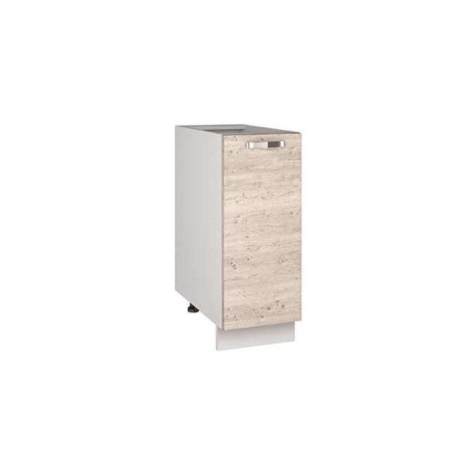Кухонный шкаф-стол «Алеся» 1D/30 - сосна винтаж