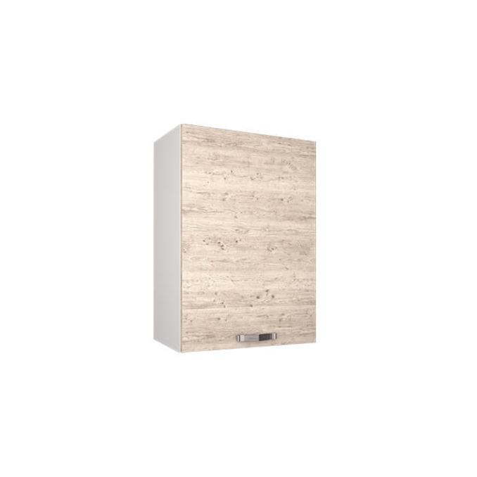 Шкаф настенный «Алеся» 1D/50-F1 - сосна винтаж