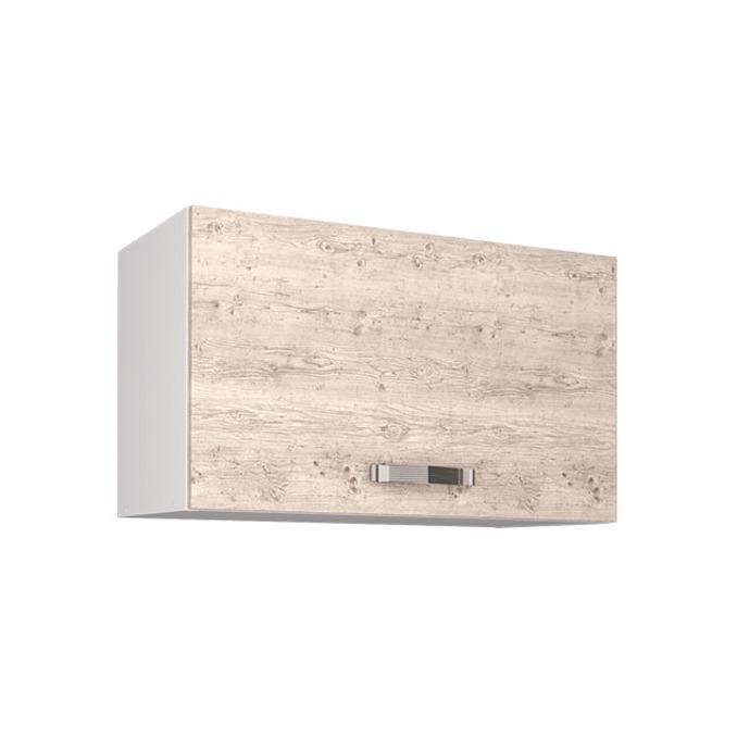 Шкаф настенный «Алеся» 1DG/60-F1 - сосна винтаж