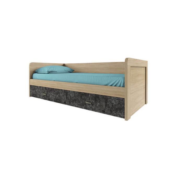 Кровать-тахта «Дизель» 90-2/D3 односпальная с ящиком