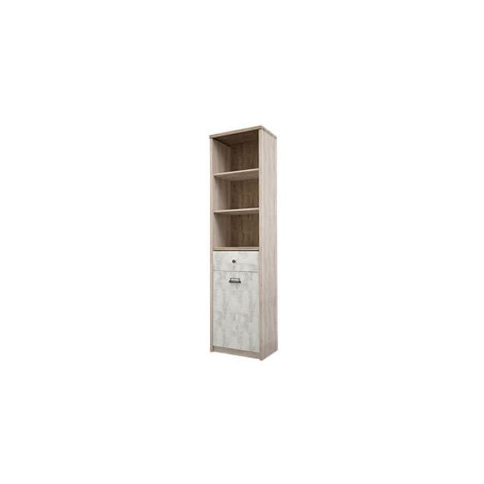 Шкаф открытый «Дизель» 1D1S/D2 с ящиком
