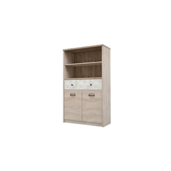 Шкаф открытый «Дизель» 2D1S2NL/D2