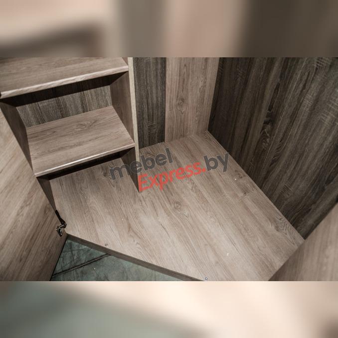 Шкаф угловой «Дизель» 2D двухстворчатый
