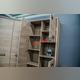 Шкаф «Дизель» 3D2SN/D2 трехстворчатый с ящиками и полками