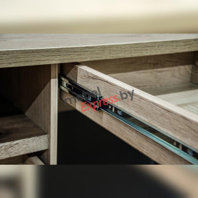 Стол письменный «Дизель» 1D2SN/D2 - однотумбовый