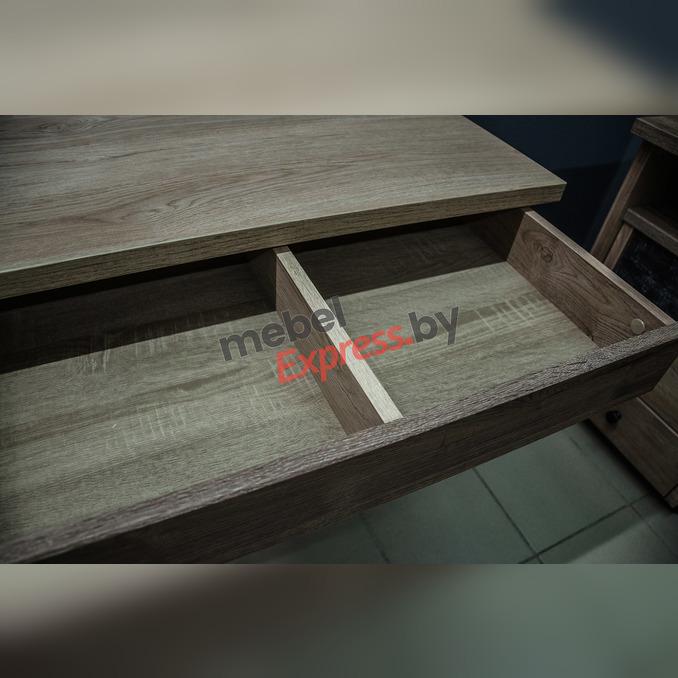 Стол письменный «Дизель» 1D2SN/D1 - однотумбовый