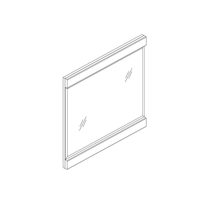 Зеркало навесное «Джаггер» 80см