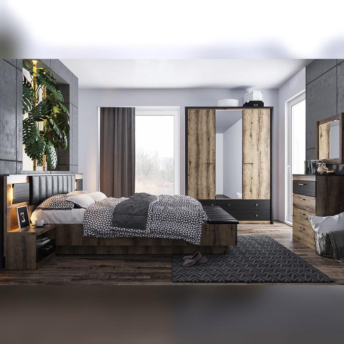 Спальня «Джаггер» - 2