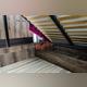 Кровать «Джаггер» 160 М двуспальная с мягким изголовьем и скамьей