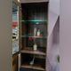 Шкаф с витриной «Джаггер» 1V1D1SN