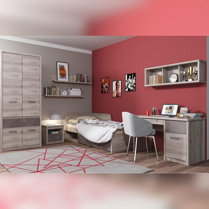 Мебель «Джаз» в подростковую/детскую комнату