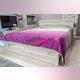 Кровать «Джаз» 160 P двуспальная с полками