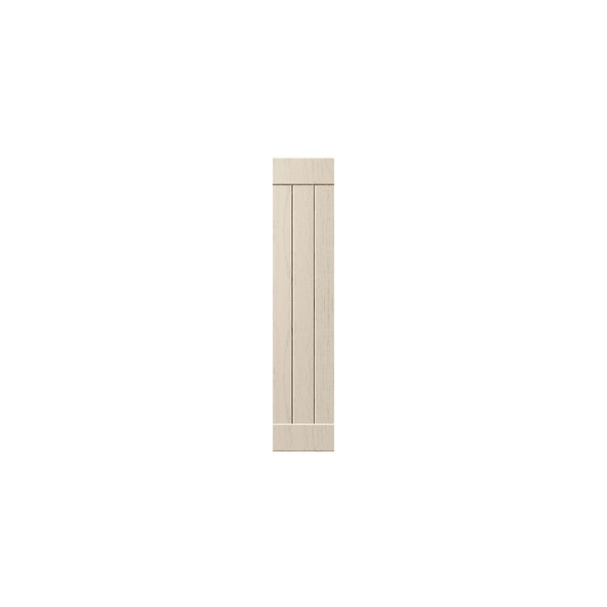 Шкаф «Тапио» 1DK/15-51 белый/дуб снежный