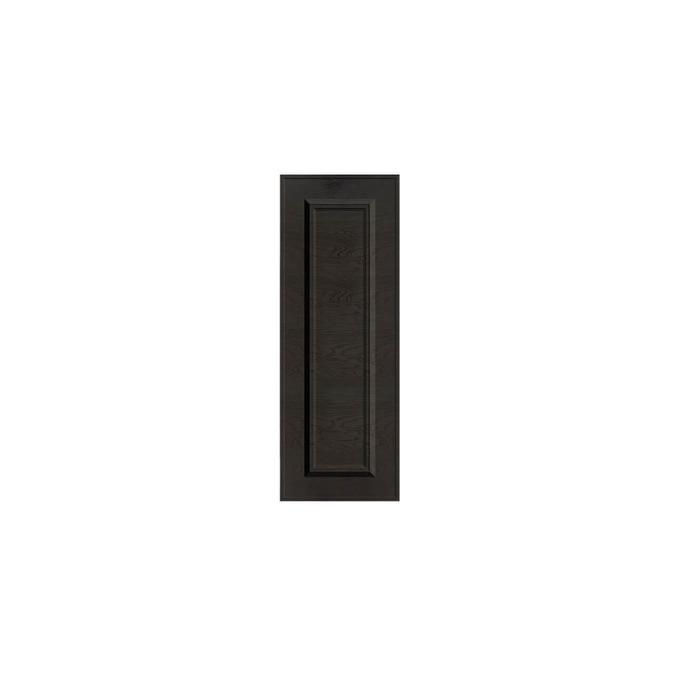 Шкаф-стол «Гранд» 1D/30-46 серый/дуб английский