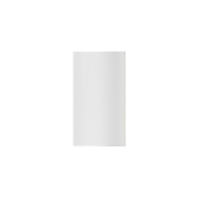 Шкаф «Бостон» настенный 1D/40-29 серый/белый