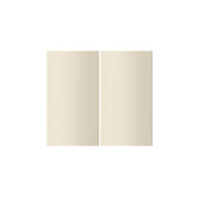 Шкаф «Бостон» для сушки посуды 2D/60 серый/ваниль