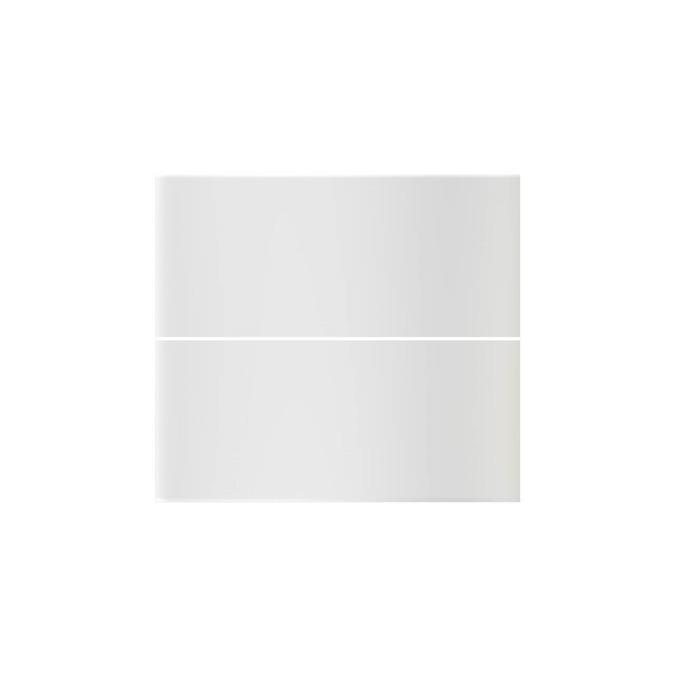 Шкаф «Бостон» для сушки 2DG/80 белый глянец
