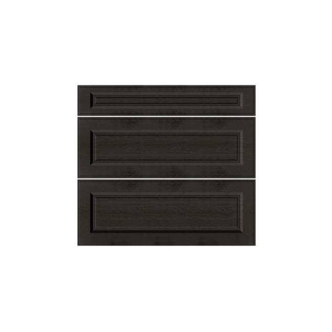 Шкаф «Гранд» 3S/80-51 белый/дуб английский