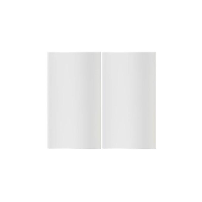 Шкаф «Бостон» для сушки 2D/80 белый глянец