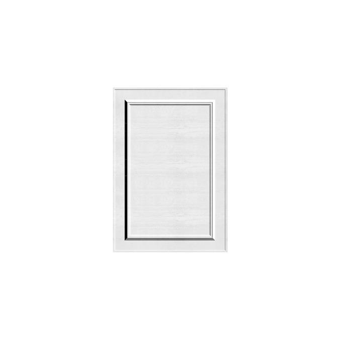 Шкаф под мойку «Гранд» 1D/50 белый/дуб полярный