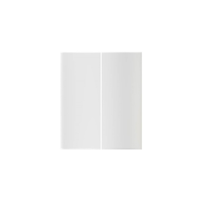 Шкаф «Бостон» для сушки 2D/60 белый глянец