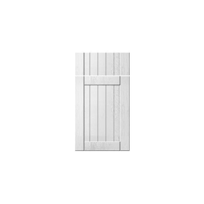 Шкаф «Тапио» 1D1S/30-51 белый/дуб полярный