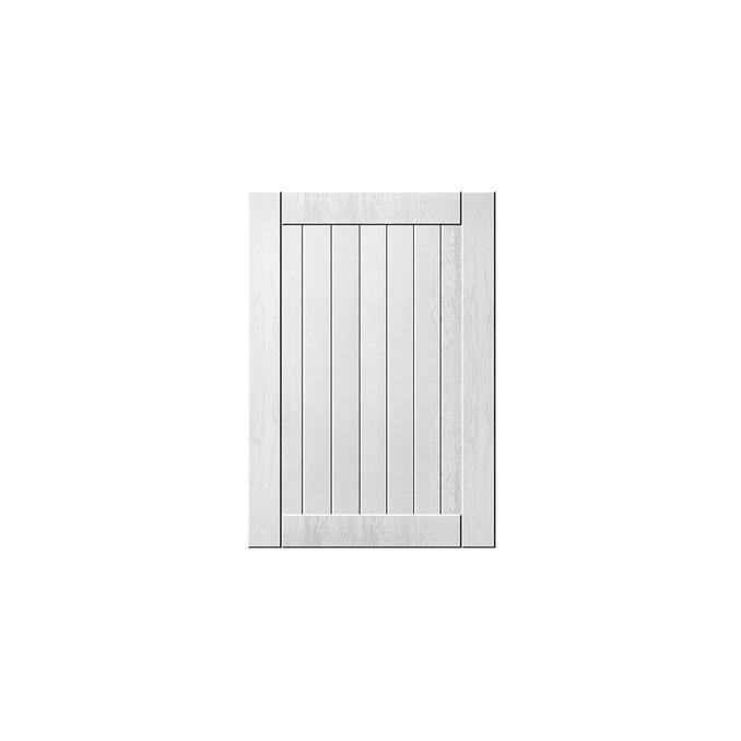 Шкаф «Тапио» 1D/50-51 белый/дуб полярный