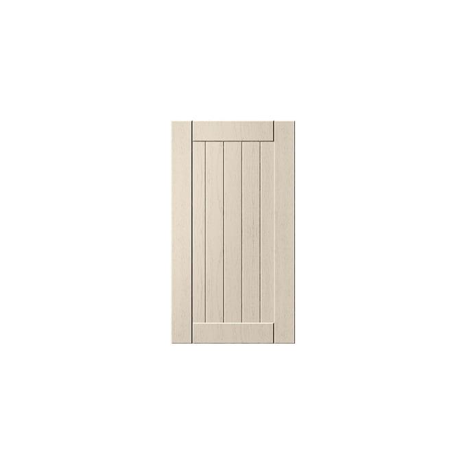 Шкаф «Тапио» настенный 1DU/60-29-2 белый/дуб снежный