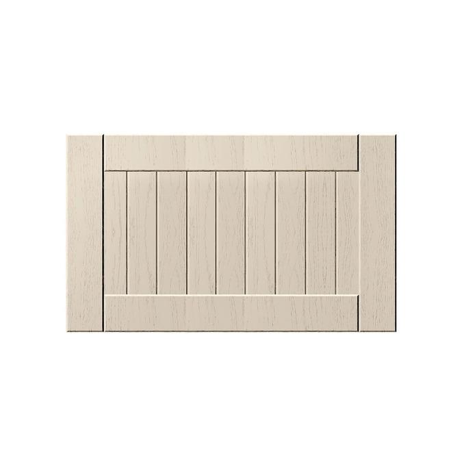 Шкаф «Тапио» настенный 1DG/60-29-2 белый/дуб снежный