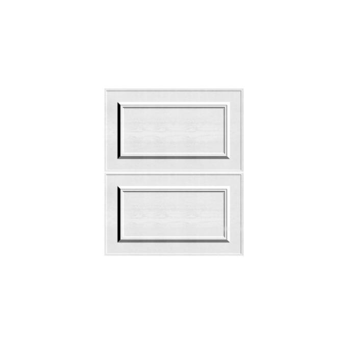 Шкаф «Гранд» 2S/50 белый/дуб полярный