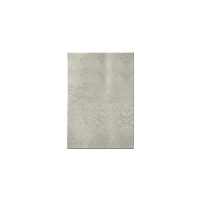Шкаф угловой «Мэдисон» 1D/30-40 белый/камень