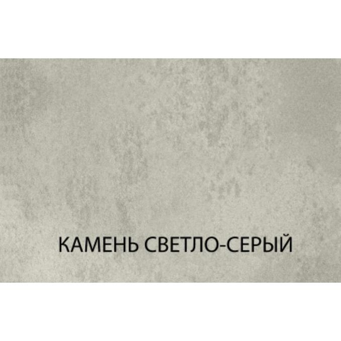 Шкаф пенал кухонный «Мэдисон» 2D белый/камень