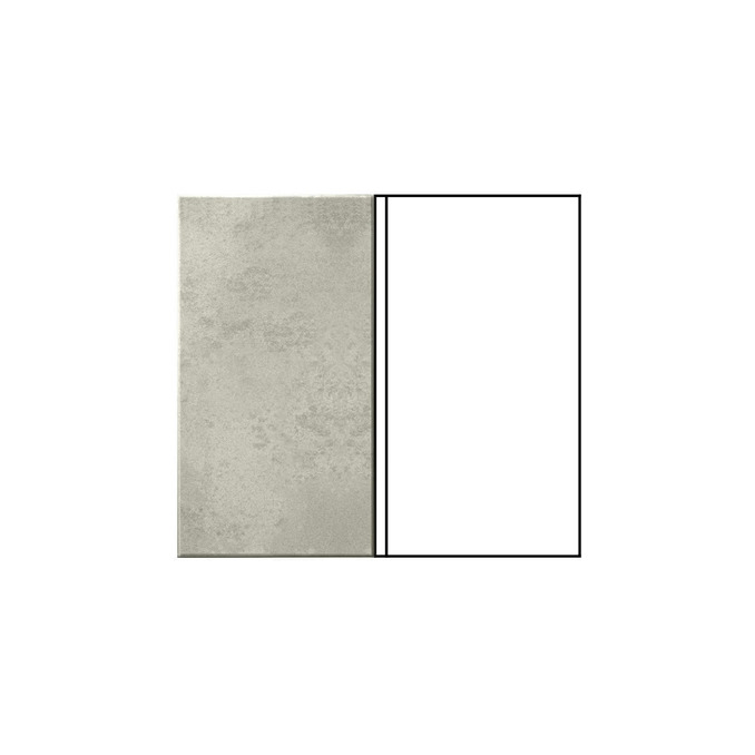Шкаф под мойку угловой «Мэдисон» 80-51 белый/камень