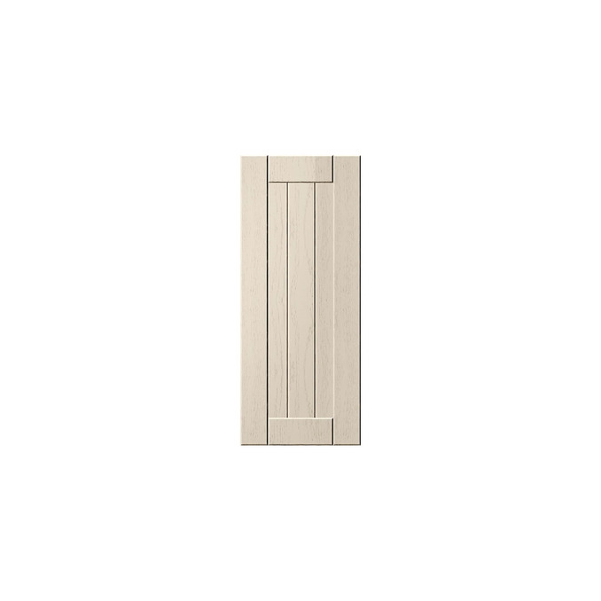 Шкаф «Тапио» угловой 1D/30 белый/дуб снежный