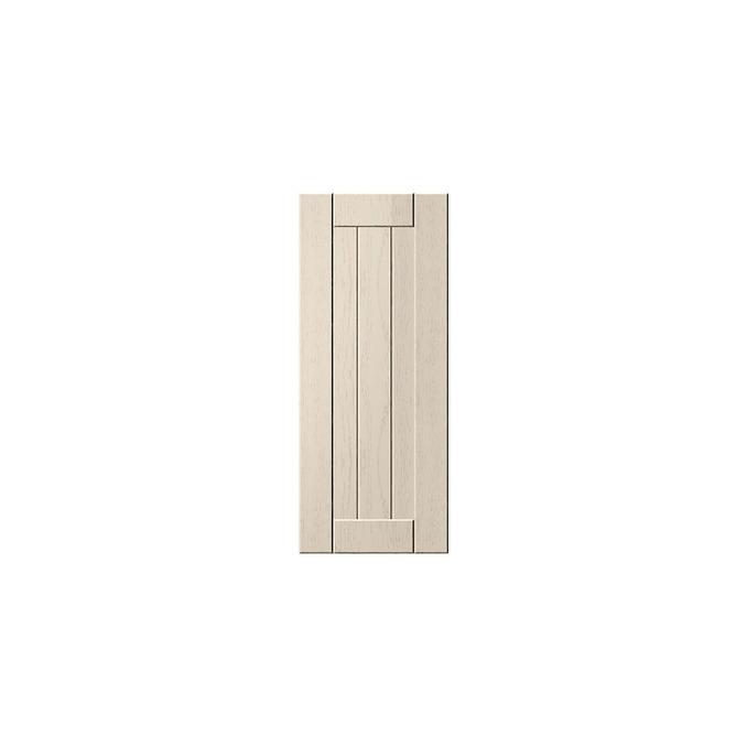 Шкаф «Тапио» 1D/30-40 белый/дуб снежный