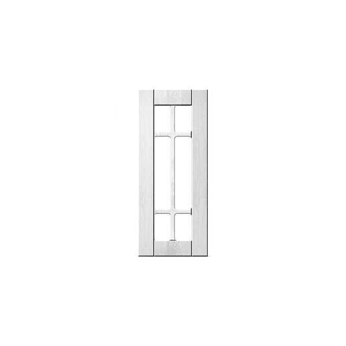 Шкаф «Тапио» настенный 1V/30-29 серый/дуб полярный
