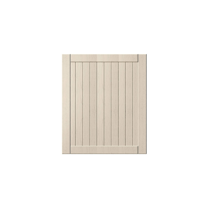 Шкаф «Тапио» 1D1S/30-51 белый/дуб снежный