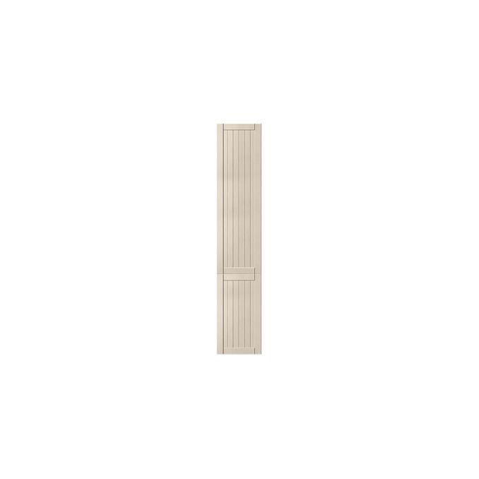 Шкаф «Тапио» 2D белый/дуб снежный