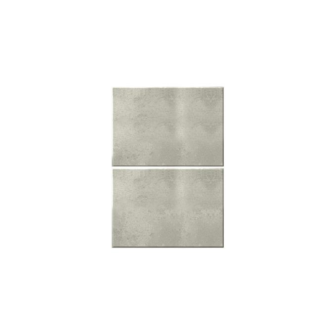 Шкаф «Мэдисон» 2S/50 белый/камень