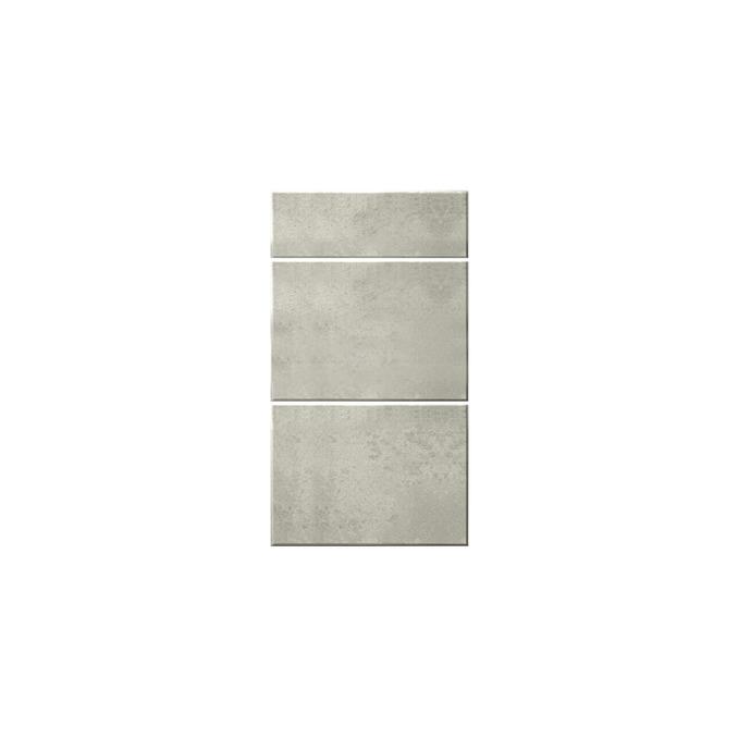 Шкаф кухонный «Мэдисон» 3S/40-46 серый/камень