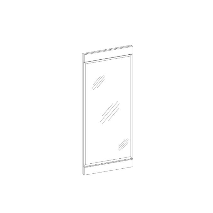 Зеркало навесное «Магеллан» 40см