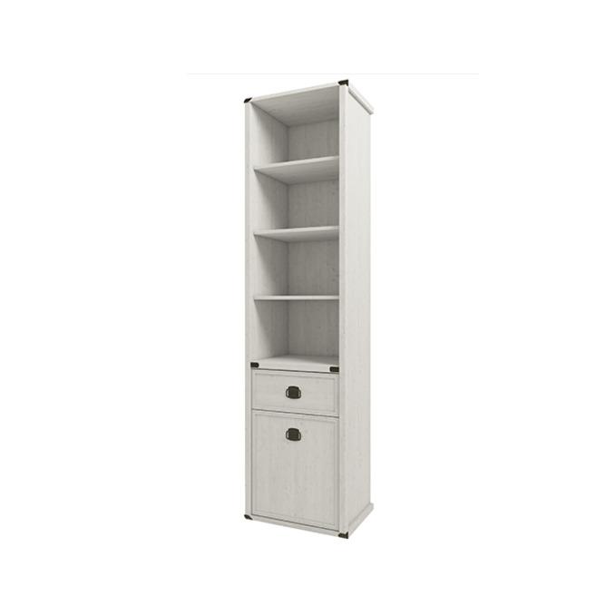 Шкаф-пенал открытый «Магеллан» 1D1S с ящиком