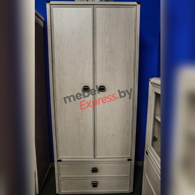 Шкаф «Магеллан» двухстворчатый 2DG2S с ящиками