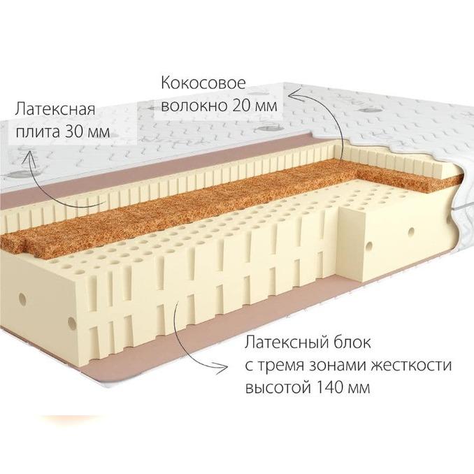 Матрас латексный Kondor Adam 3