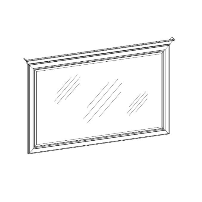 Зеркало «Монако» 130см