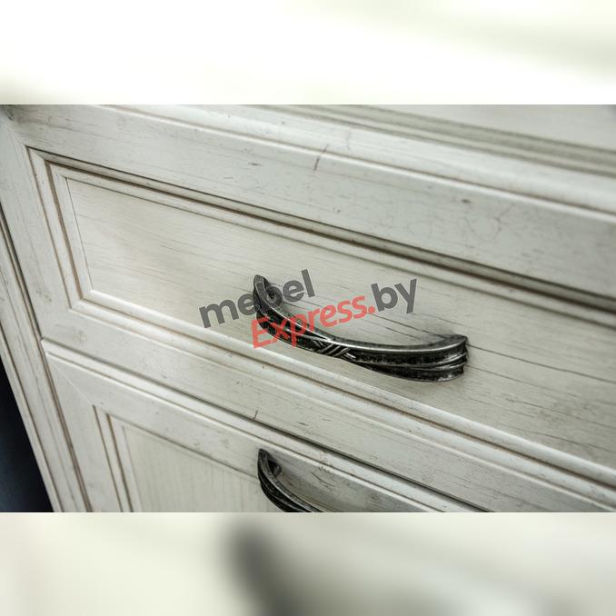 Шкаф-витрина «Монако» 1V1D1S